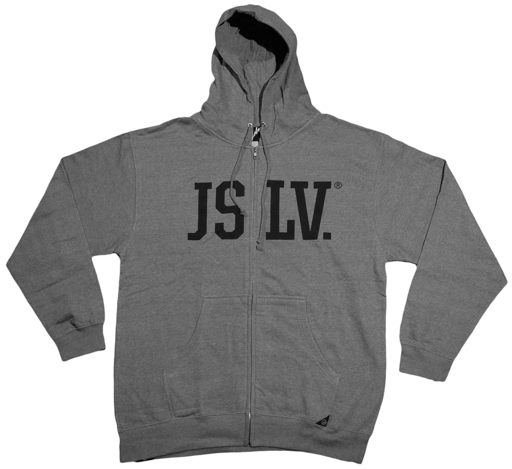 <!--2013020522-->JSLV - 'Issue Standard' [(Gray) Hooded Sweatshirt]