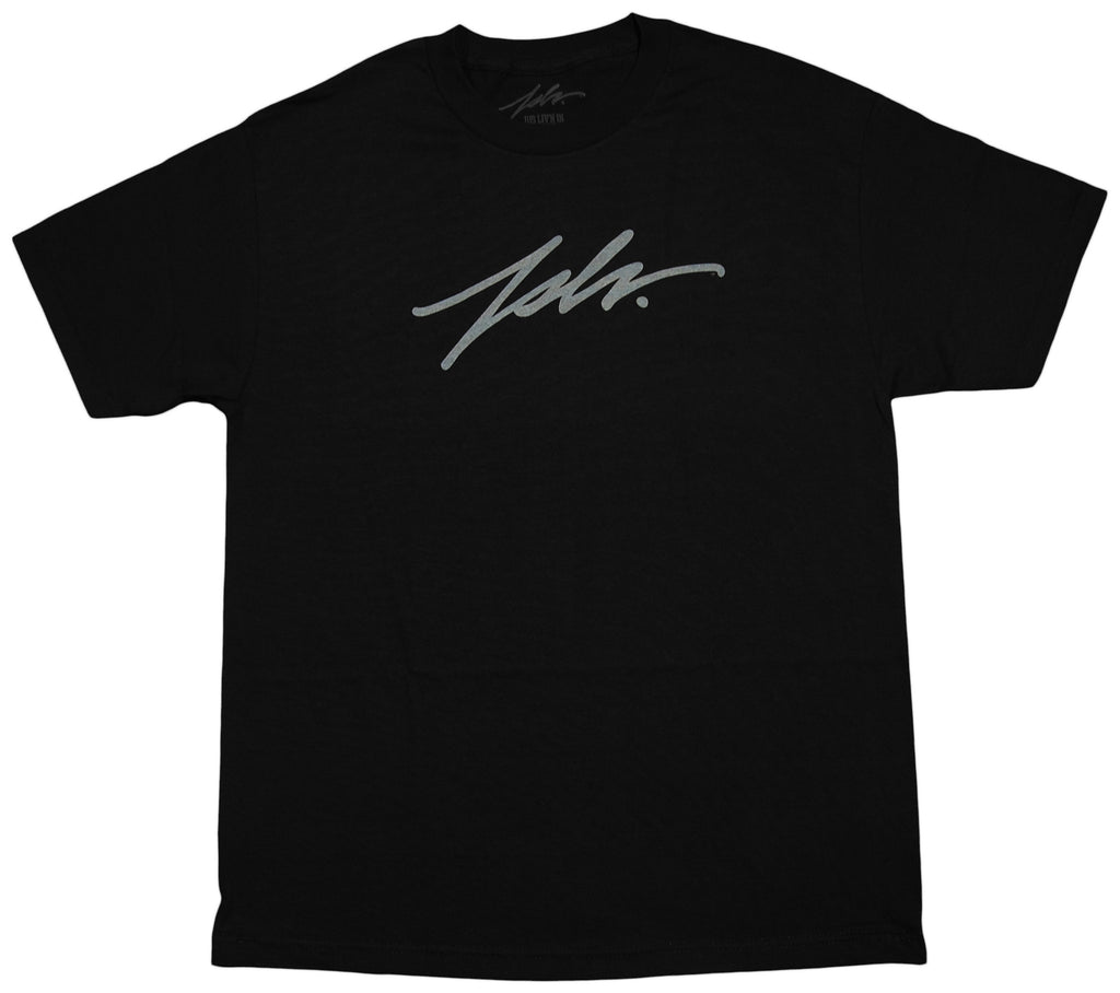 <!--2013020543-->JSLV - 'Signature' [(Black) T-Shirt]
