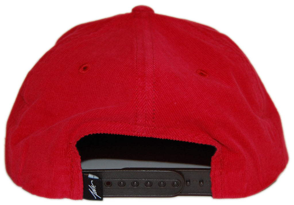 <!--2012072457-->JSLV - 'Terrain' [(Red) Snap Back Hat]