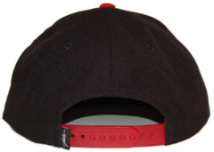 <!--020120724047393-->JSLV - 'Attitude' [(Black) Snap Back Hat]