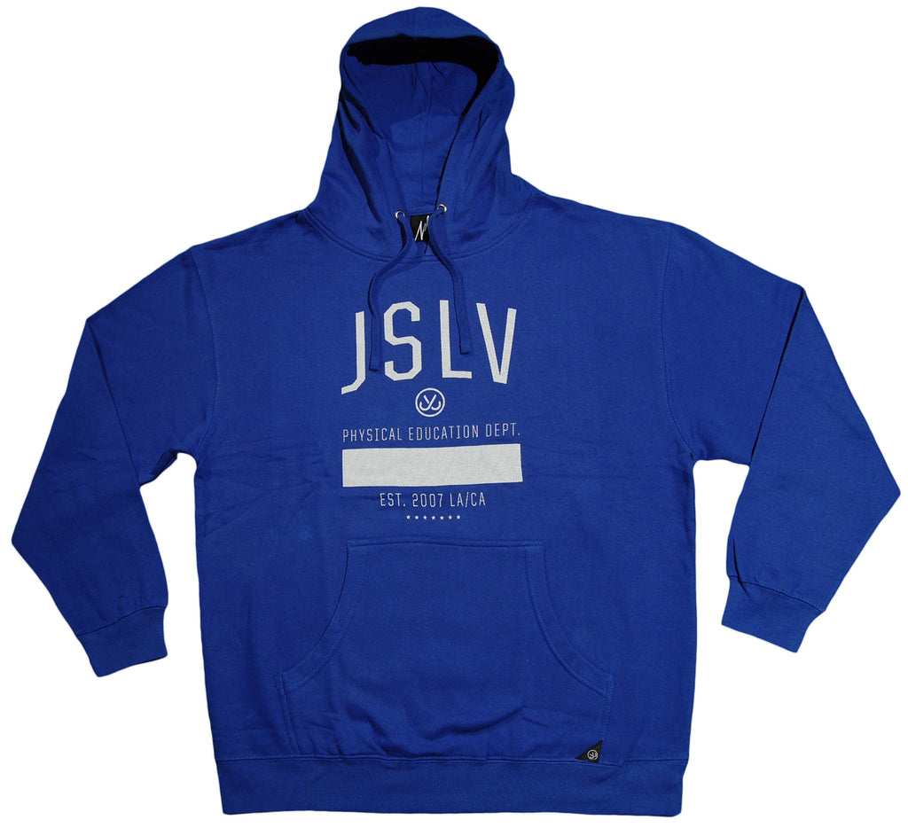 <!--2013041656-->JSLV - 'Trainer' [(Blue) Hooded Sweatshirt]