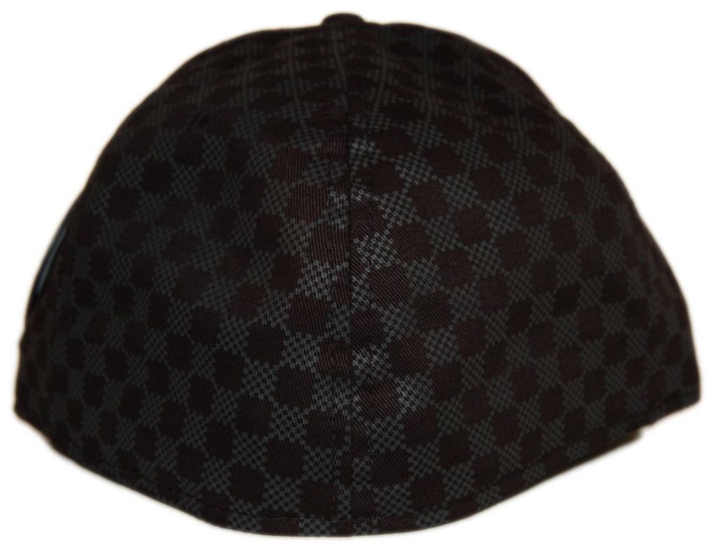<!--2012072448-->JSLV - 'Checked' [(Black) Fitted Hat]