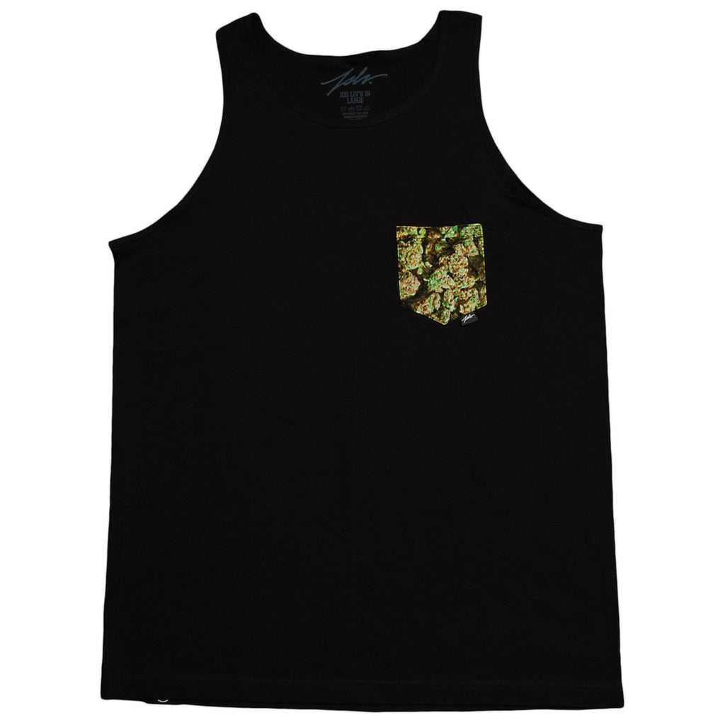 JSLV - 'Nug Pocket' [(Black) Tank Top]