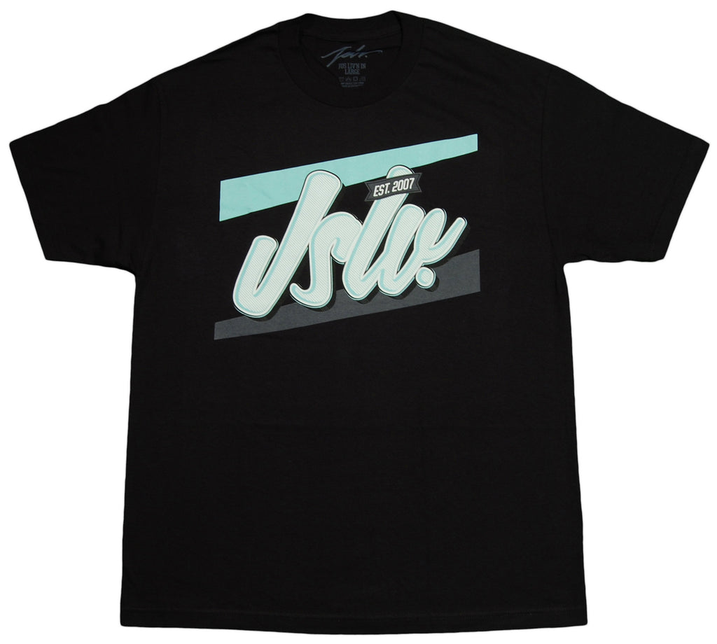 <!--2013041620-->JSLV - 'Parlor' [(Black) T-Shirt]