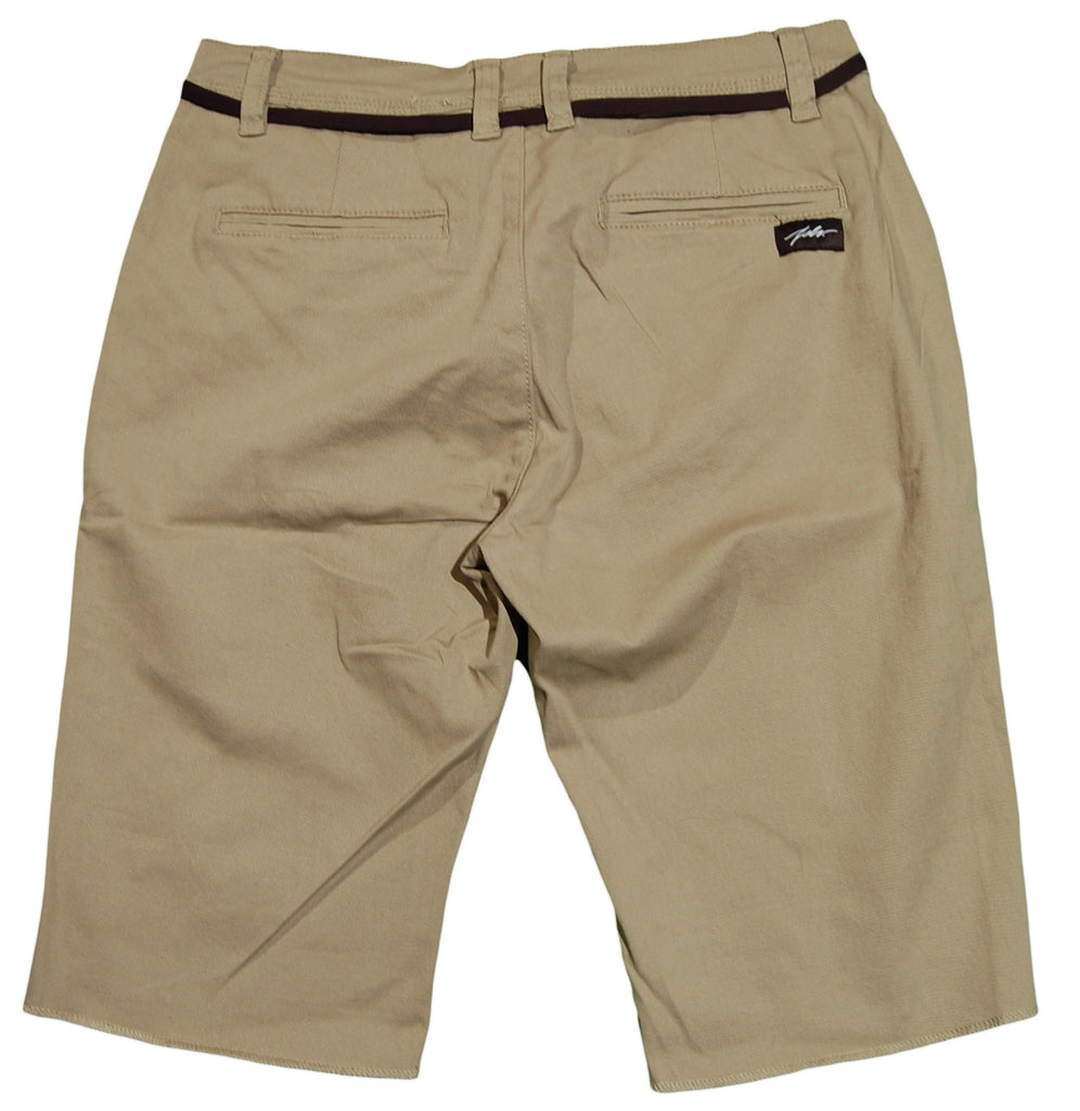 <!--2013031231-->JSLV - 'Chino Worker' [(Light Brown) Shorts]
