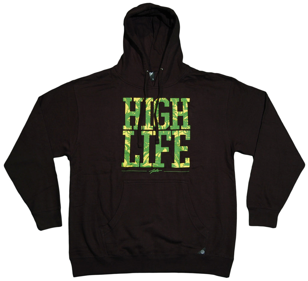 <!--2012072450-->JSLV - 'High Life' [(Black) Hooded Sweatshirt]
