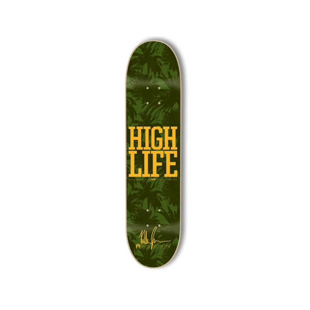 <!--020121030050931-->JSLV - 'High Life' [(Green) Skateboard Deck]