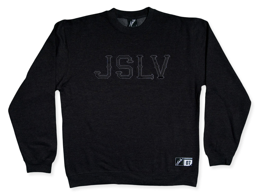 <!--2014021328-->JSLV - 'Outfield' [(Dark Gray) Crewneck Sweatshirt]