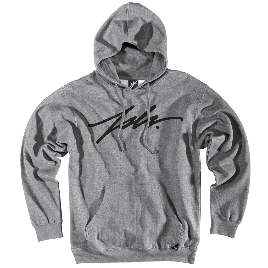 <!--2014081236-->JSLV - 'Signature' [(Gray) Hooded Sweatshirt]