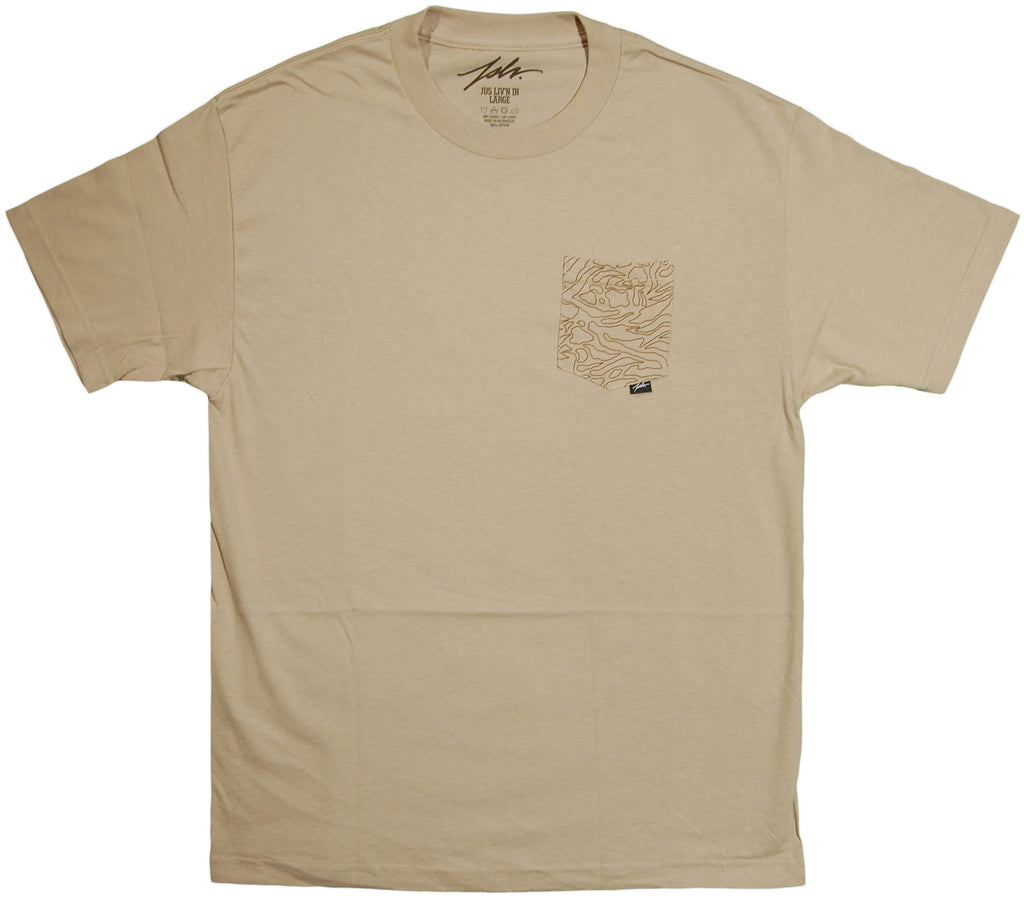<!--2013102200-->JSLV - 'Explorer' [(Light Brown) T-Shirt]