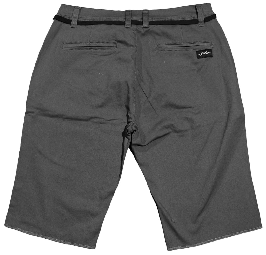 <!--2013022629-->JSLV - 'Worker Stretch' [(Dark Gray) Shorts]