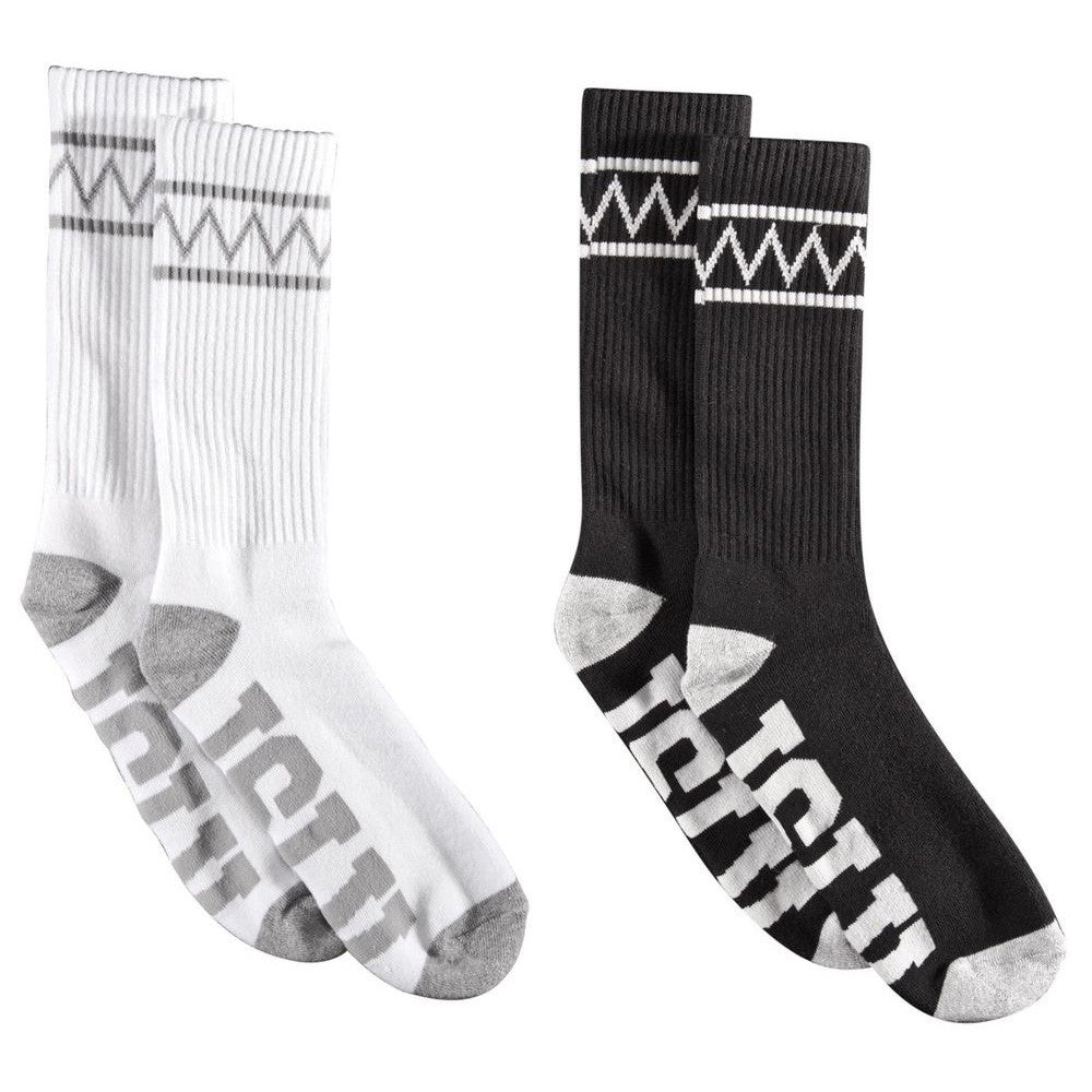 JSLV - 'Charlie (2 PACK)' [(Multi-Color) Socks]