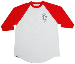 <!--2013070214-->JSLV - 'Ivy - Red' [(White) T-Shirt]