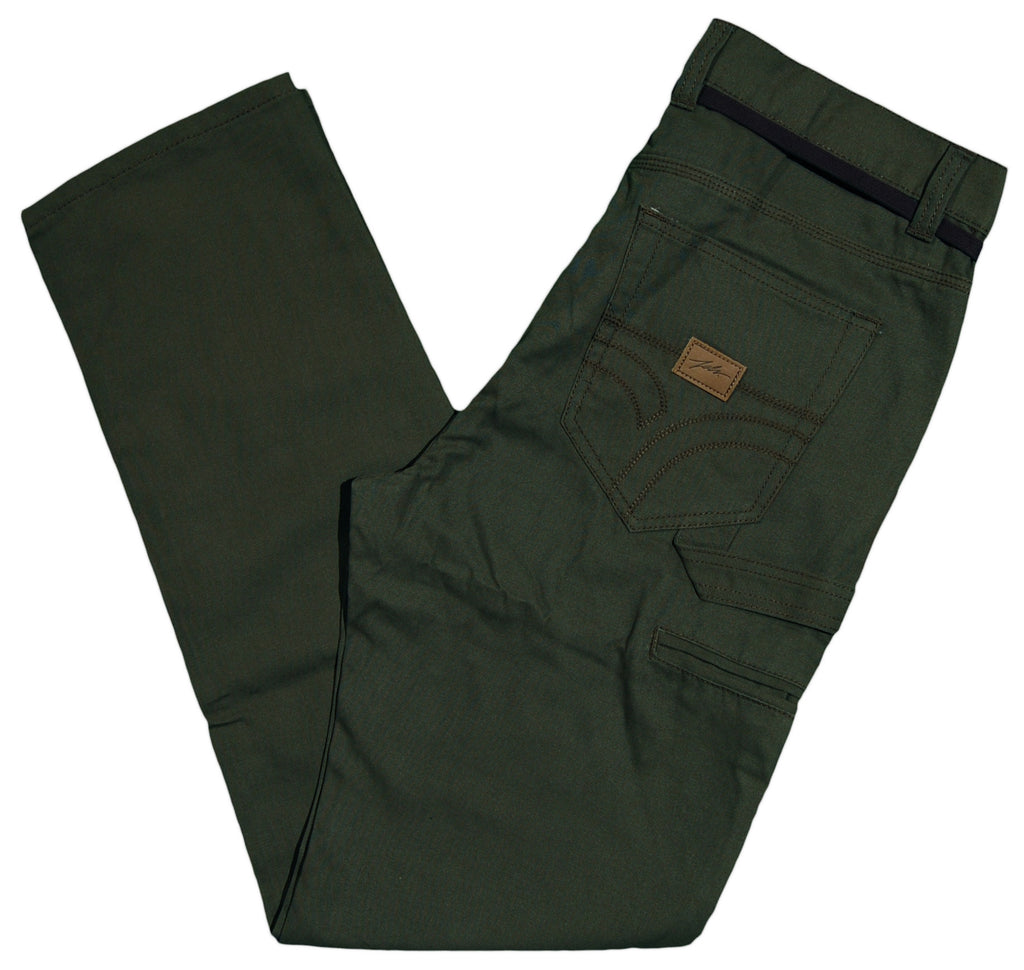 JSLV - 'Blunt - Painter' [(Dark Green) Jeans]