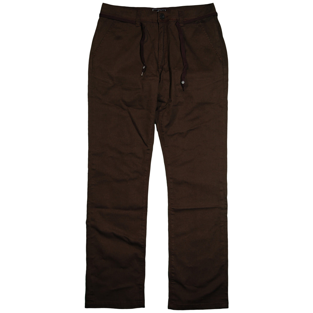 <!--2013020520-->JSLV - 'Worker Stretch Chino' [(Dark Brown) Pants]
