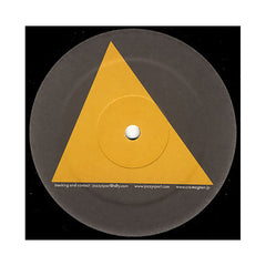 <!--020080610014086-->Cro-Magnon - 'Great Triangle EP' [(Black) Vinyl EP]