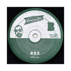"Grooveman Spot - 'Neuralgia/ D.D.E.' [(Black) 7"" Vinyl Single]"
