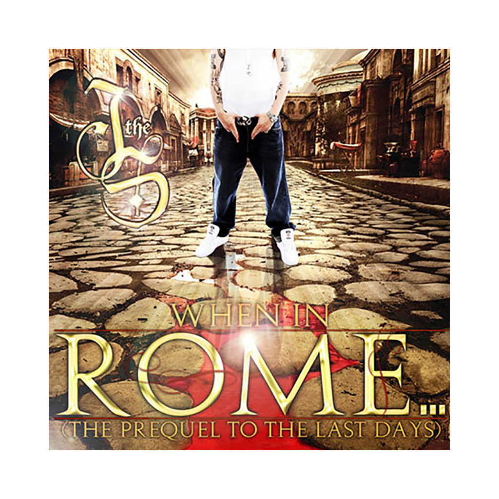 J The S - 'When In Rome...The Prequel To The Last Days' [CD]