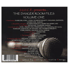<!--020050104011410-->Various Artists (J.U.I.C.E. Presents) - 'The Danger Room Files Vol. 1' [CD]