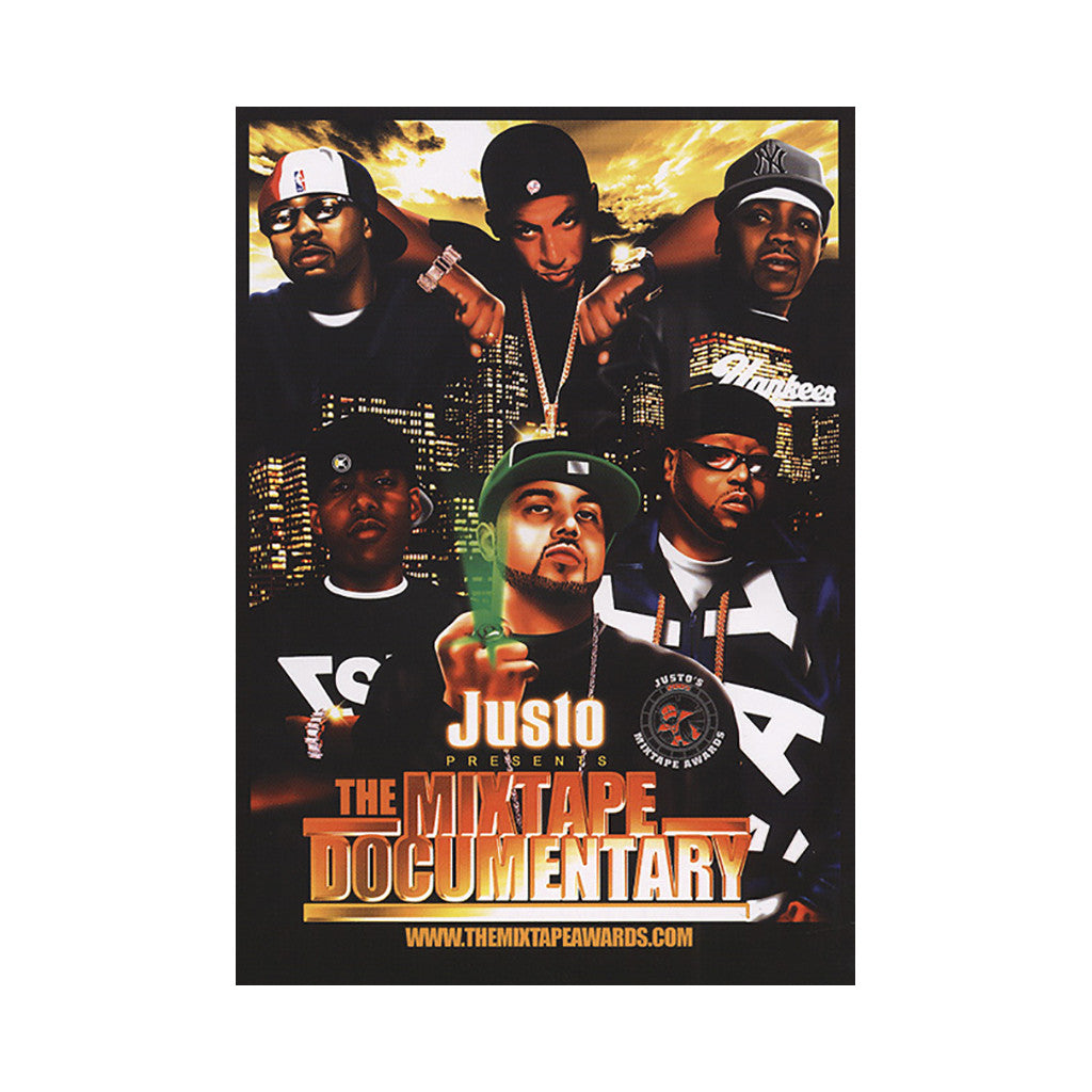 <!--020050308002737-->Justo Presents - 'The Mixtape Documentary' [DVD]