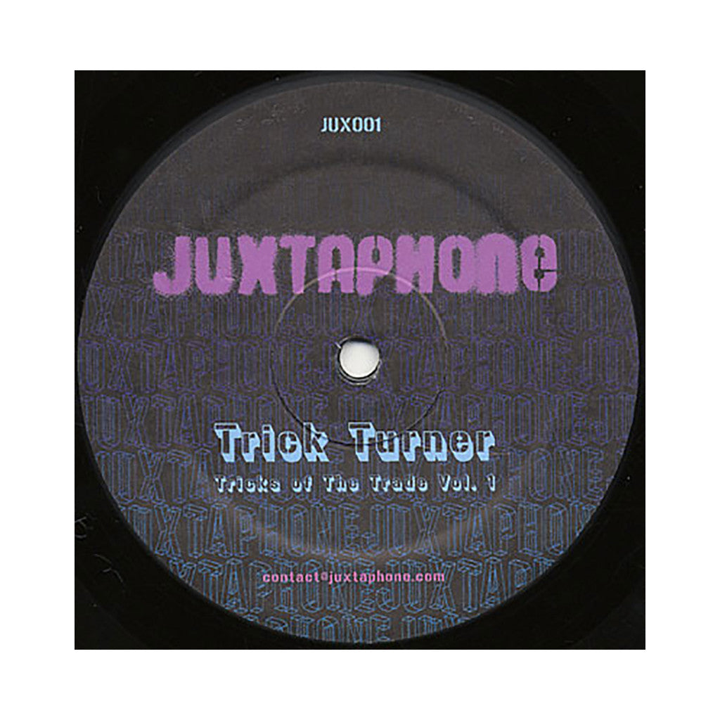 "<!--020080729014443-->Trick Turner - 'Tricks Of The Trade Vol. 1' [(Black) 12"""" Vinyl Single]"