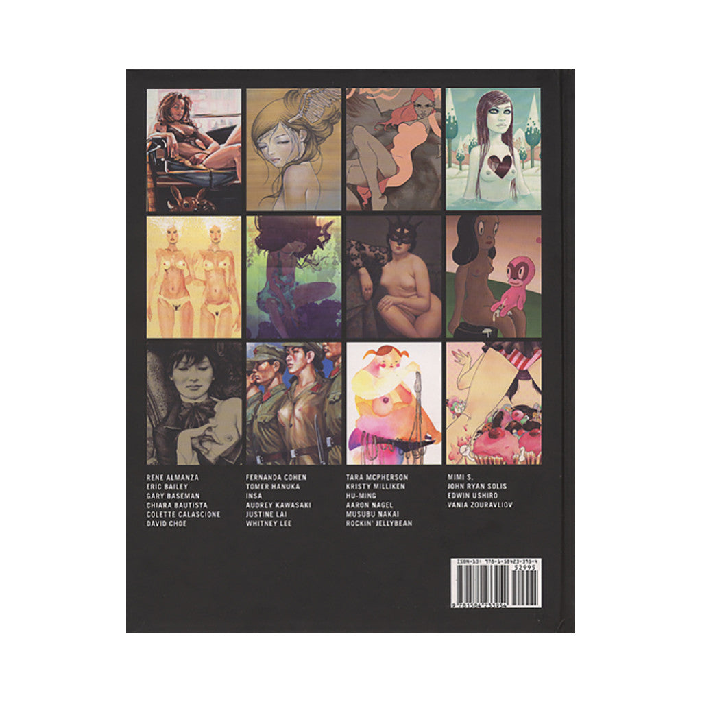 <!--020101221027217-->Juxtapoz Art & Culture Magazine - 'Juxtapoz Erotica' [Book]