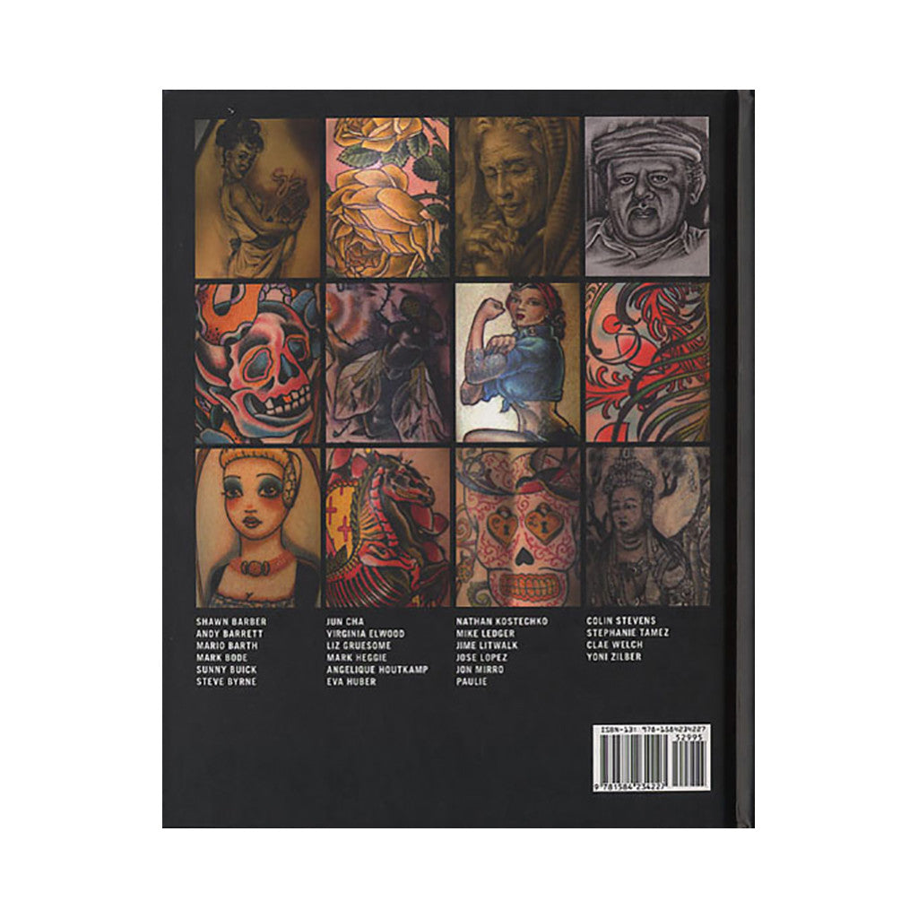 <!--020111122041123-->Juxtapoz Art & Culture Magazine - 'Juxtapoz Tattoo 2' [Book]