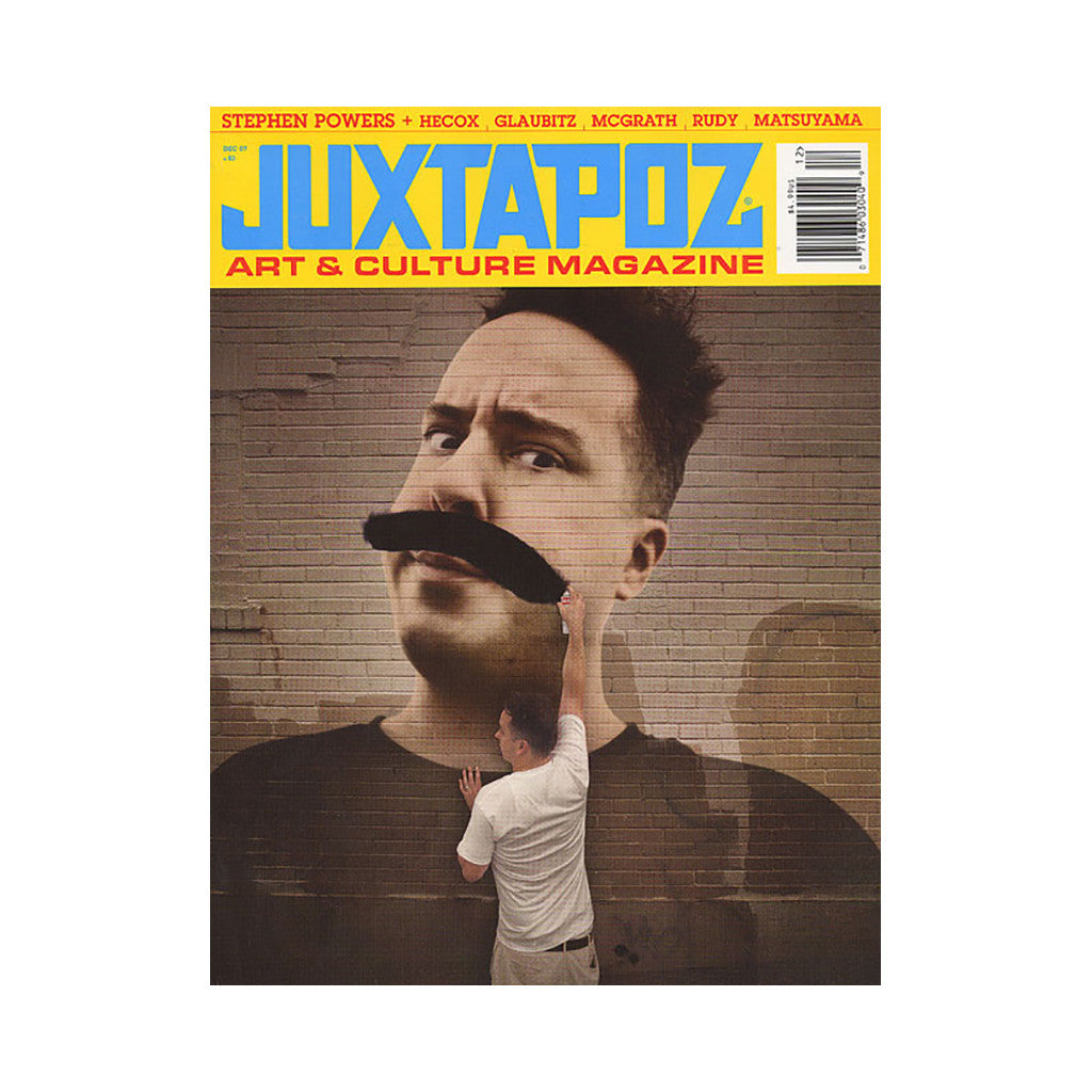 <!--020071113011181-->Juxtapoz Art & Culture Magazine - 'Issue 83, December 2007' [Magazine]