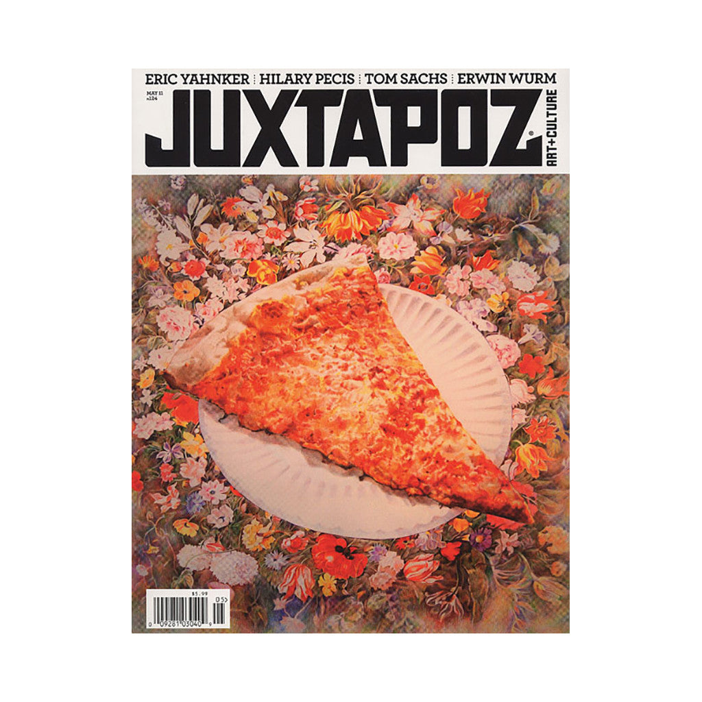<!--020110405029530-->Juxtapoz Art & Culture Magazine - 'Issue 124, May 2011' [Magazine]