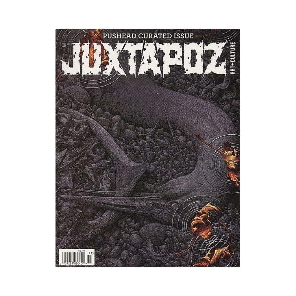 <!--020111004036866-->Juxtapoz Art & Culture Magazine - 'Issue 130, November 2011' [Magazine]