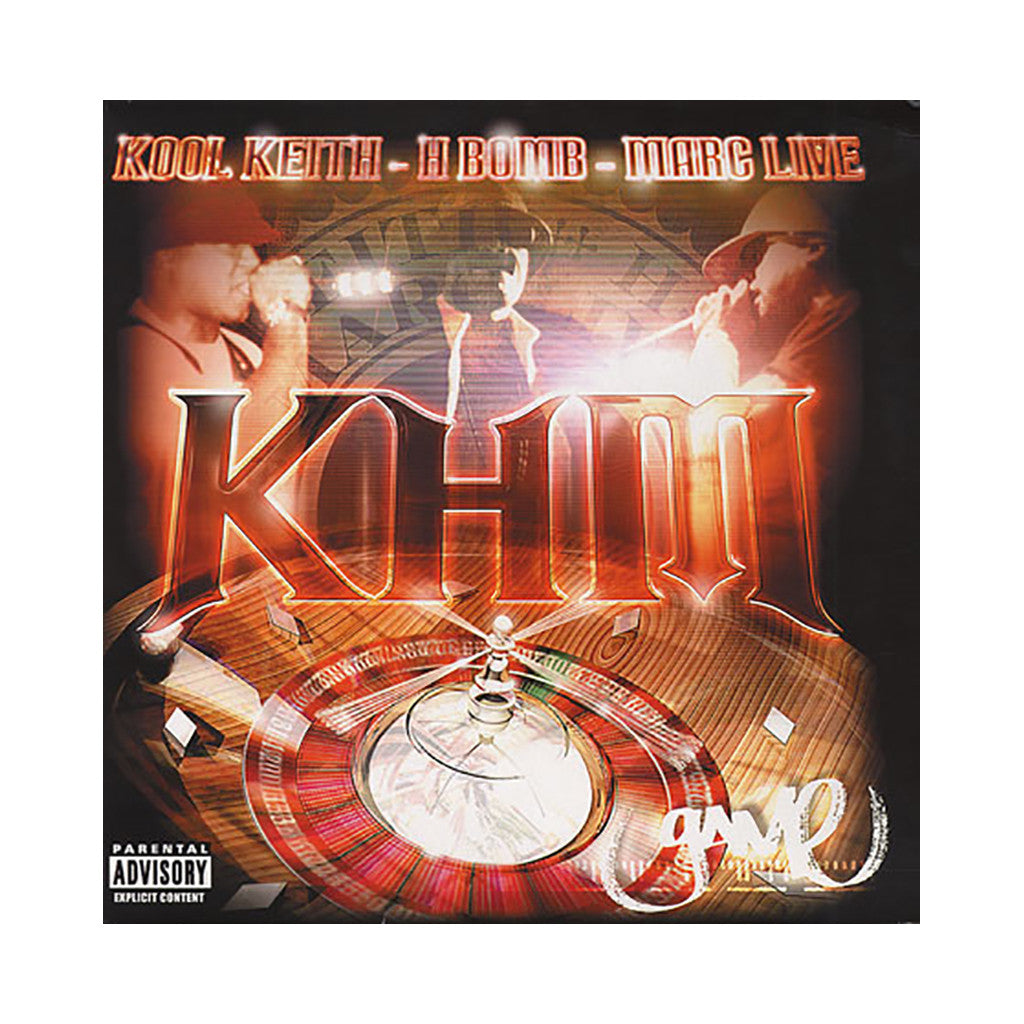 KHM - 'Game' [(Black) Vinyl [2LP]]