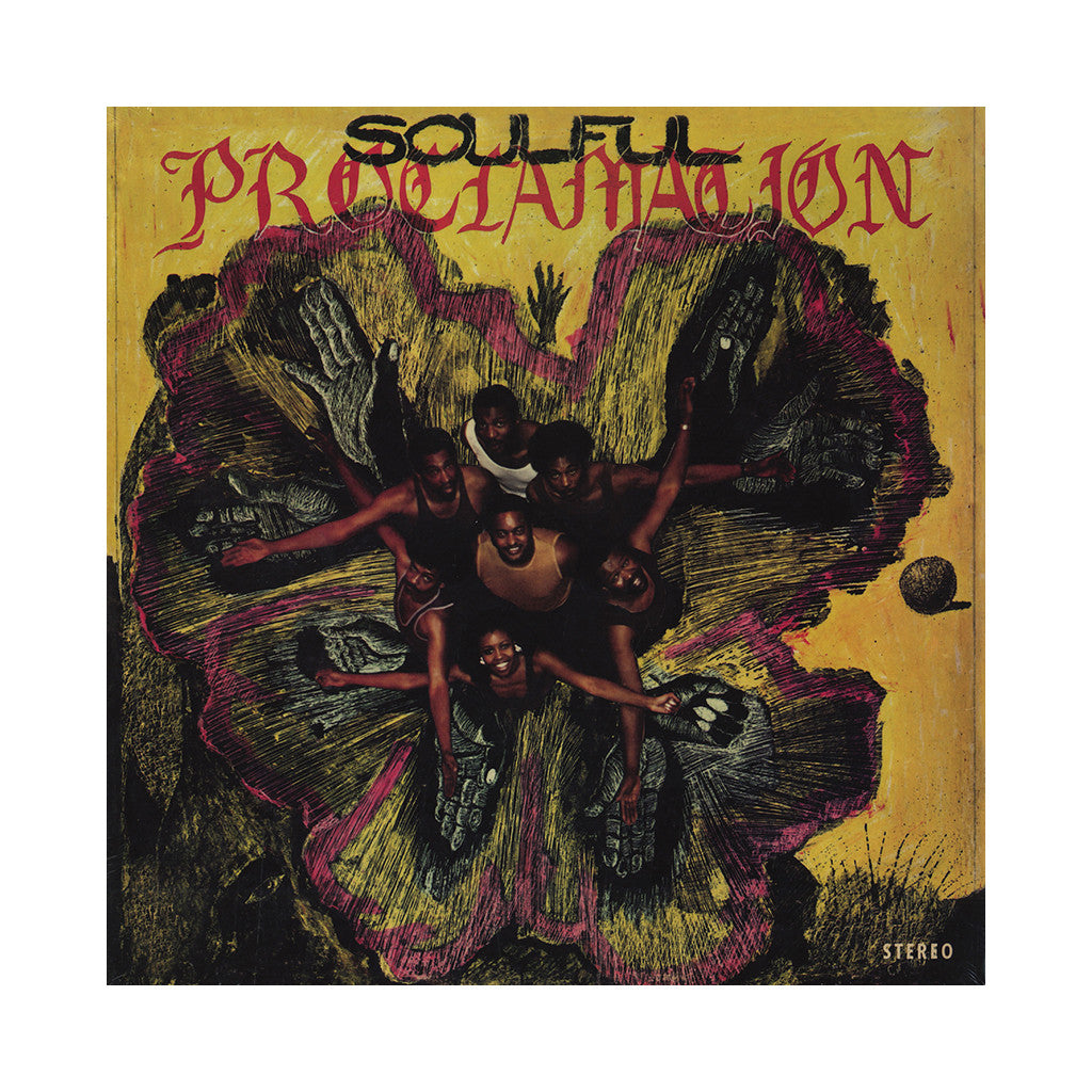 <!--020131112060730-->Messengers Incorporated - 'Soulful Proclamation' [CD]