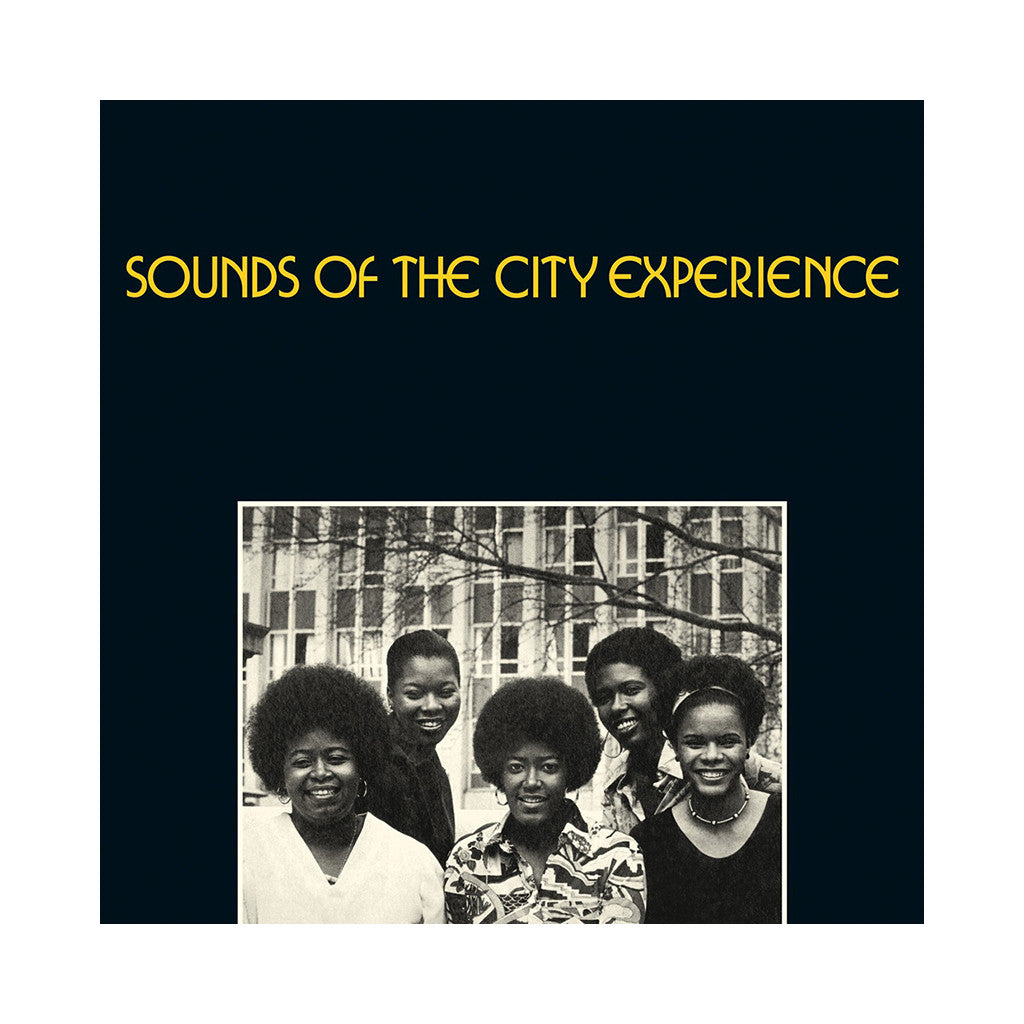 <!--120131210061077-->Sounds Of The City Experience - 'Sounds Of The City Experience' [CD]