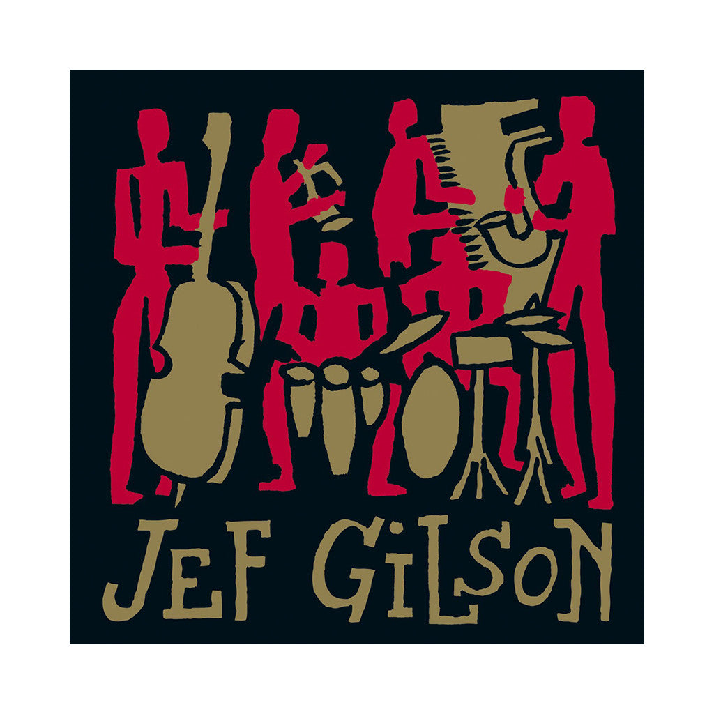 <!--120131210061158-->Jef Gilson - 'Archives' [CD]