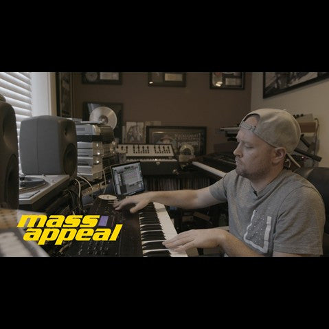 Jake One - 'Rhythm Roulette' [Video]