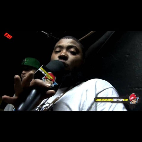 Jus Allah & Reef The Lost Cauze & DJ Kwestion - 'Interview Trailer (At The Middle East - Cambridge, MA - 10/26/08)' [Video]