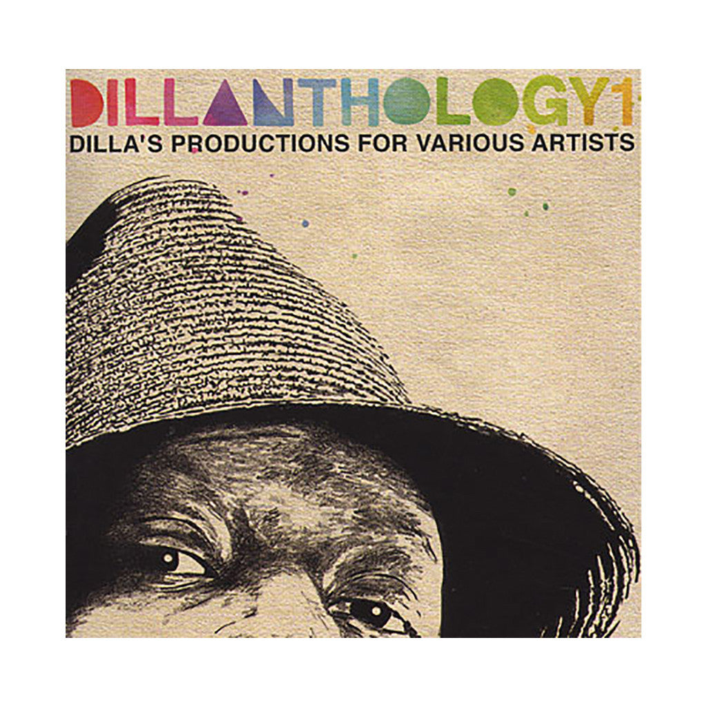 Various Artists (J Dilla aka Jay Dee) - 'Dillanthology 1: Dilla's Productions For Various Artists' [CD]