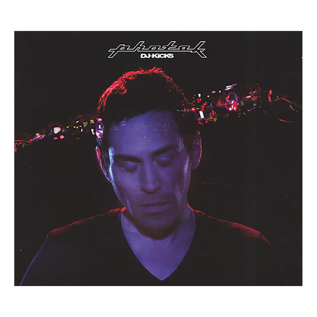 <!--120120403041918-->Photek - 'DJ-Kicks' [(Black) Vinyl LP]
