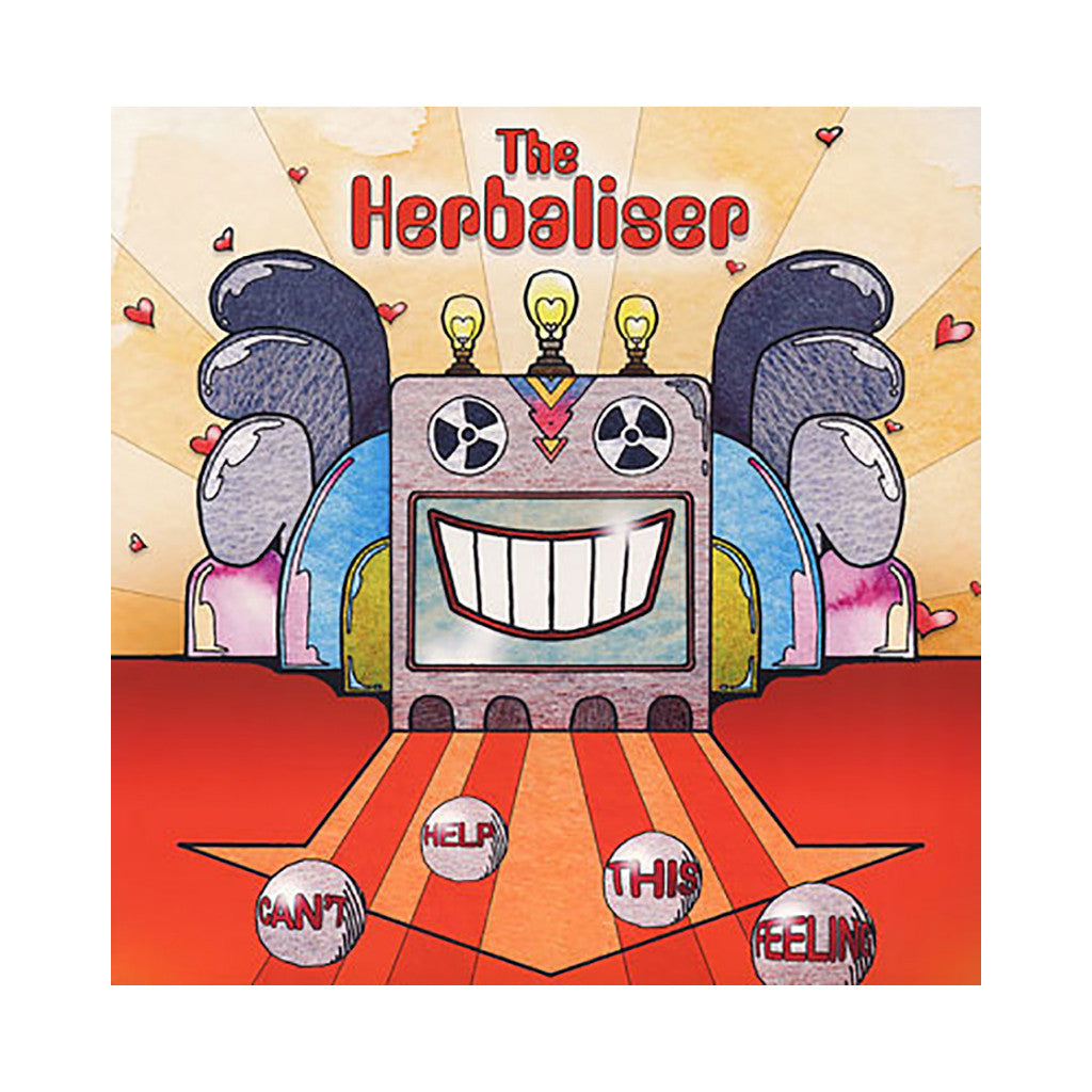 "The Herbaliser - 'Can't Help This Feeling/ Can't Help This Feeling (Remixes)' [(Black) 12"" Vinyl Single]"