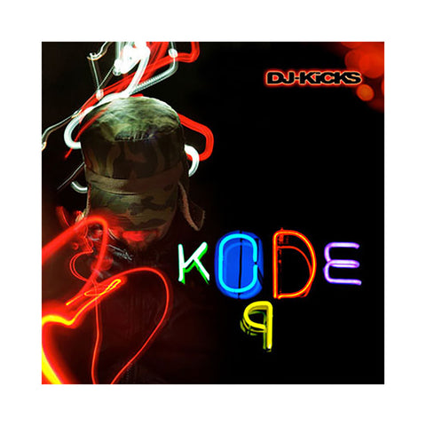 "[""Kode9 - 'DJ-Kicks' [CD]""]"