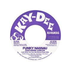 "<!--020060807003351-->Funky Nassau - 'Bahama Soul Stew (Kenny Dope Edit)/ Look At What You Can Get (Kenny Dope Edit)' [(Black) 7"" Vinyl Single]"