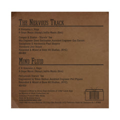 "<!--120130326001909-->Nuyorican Soul - 'The Nervous Track/ Mind Fluid' [(Black) 7"" Vinyl Single [2x7""]]"