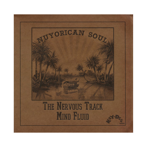 "Nuyorican Soul - 'The Nervous Track/ Mind Fluid' [(Black) 7"" Vinyl Single [2x7""]]"