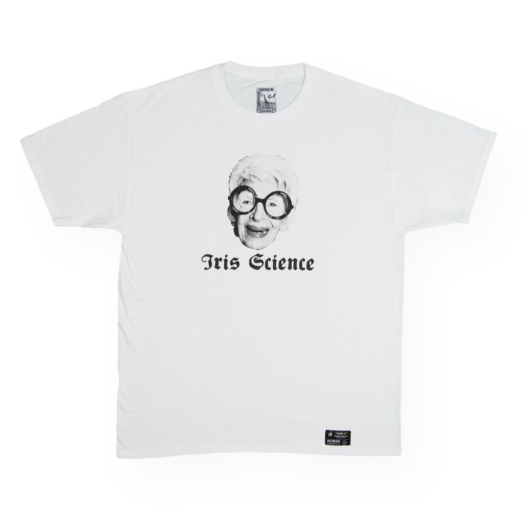 <!--020160912074176-->Knights Of Bedlam & Horror - 'Iris Science' [(White) T-Shirt]