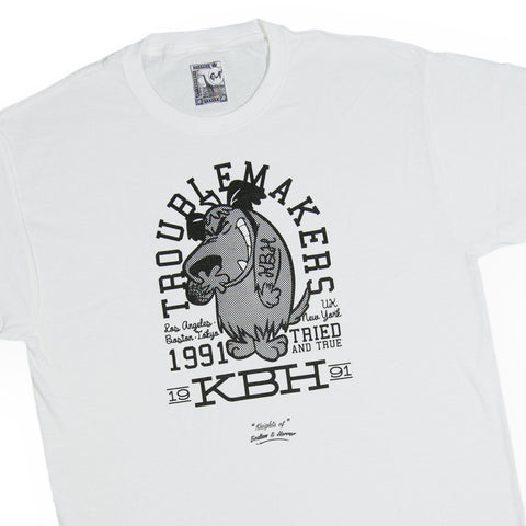 Knights Of Bedlam & Horror - 'Mutly' [(White) T-Shirt]
