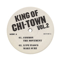 <!--020061003008368-->Various Artists (Chicago) - 'King Of Chi-Town Vol. 2' [(Black) Vinyl EP]