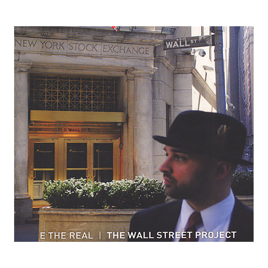 <!--020100831023236-->E The Real - 'The Wall Street Project' [CD]