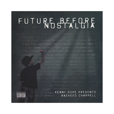 Rasheed Chappell & Kenny Dope - 'Future Before Nostalgia' [(Black) Vinyl [2LP]]