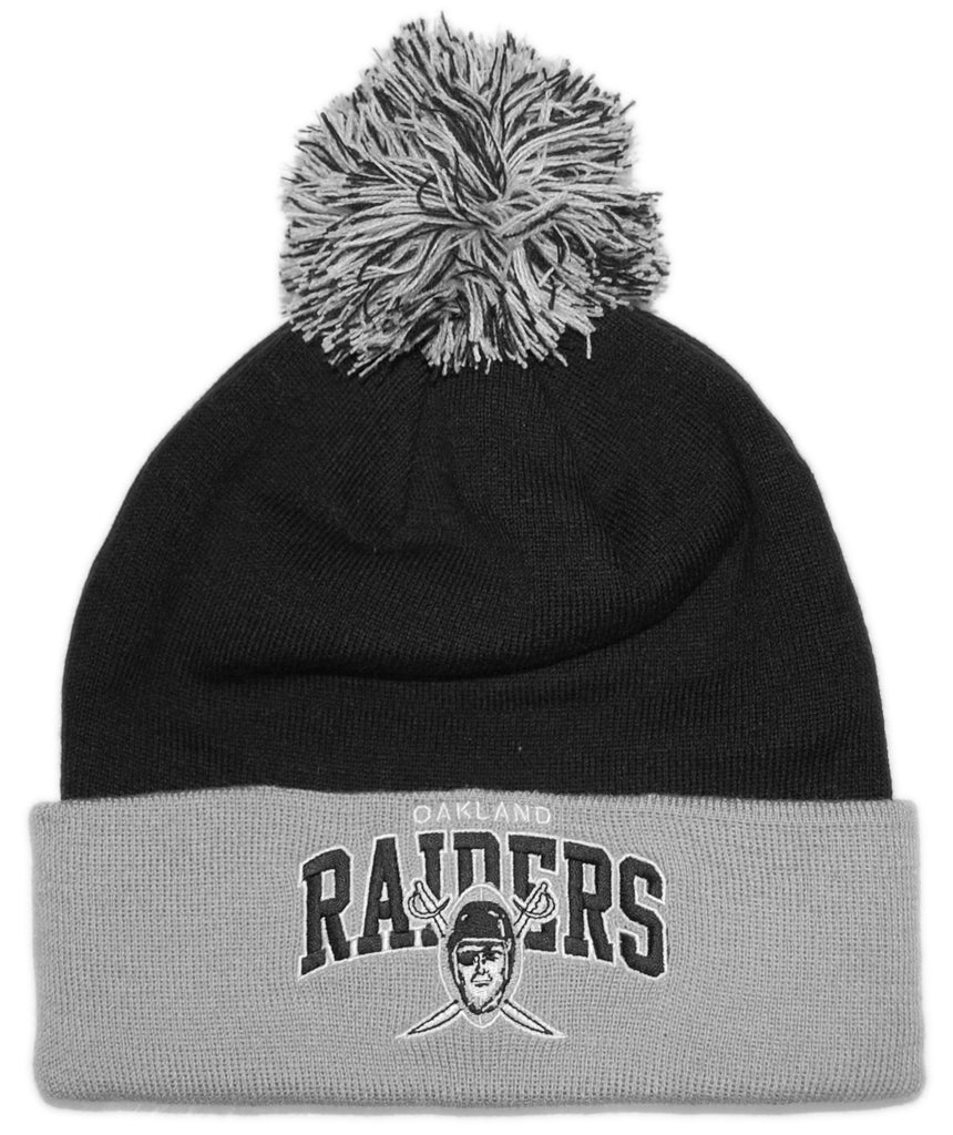 bd9452ef225 Mitchell   Ness x NFL - Oakland Raiders - NFL Throwback Arch Lo...