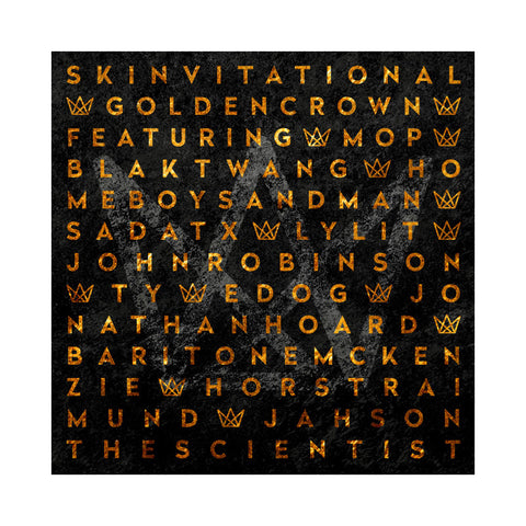 SK Invitational - 'Golden Crown' [CD]